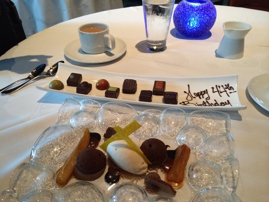 Todd English's Blue Zoo: Dessert