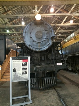 Baltimore and Ohio Railroad Museum: B&O RR Museum