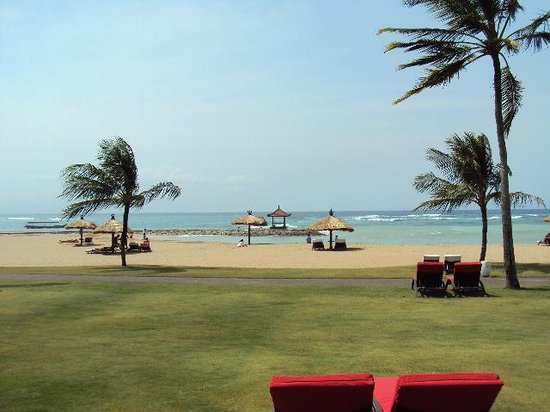 Club Med Bali: plage et océan