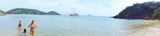Joao Fernandinho Beach : el mar