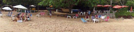 Joao Fernandinho Beach : la playa