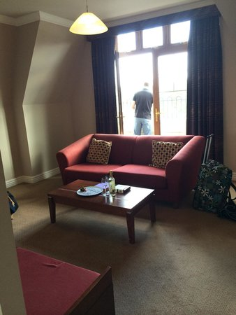 The Brehon: Lovely suite