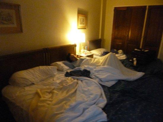 Salles Hotel: Habitacion