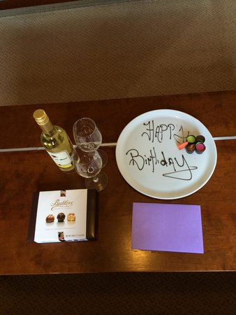 The Brehon : Complimentary for my birthday