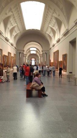 Prado National Museum: Inside one of the Prado galleries