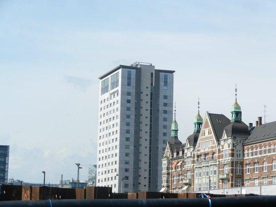 Danhostel Copenhagen City : ottima posizione e buon trattamento