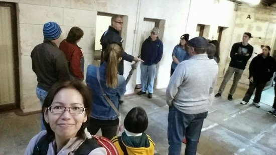 "Fremantle Prison: ""Doing Time"" Tour."
