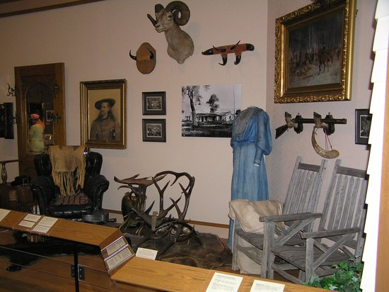 Buffalo Bill Historical Center : arredamento