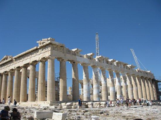 Acropole : Parthenon
