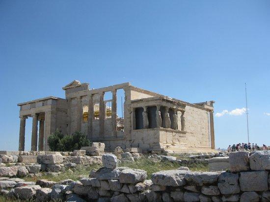 Acropole : Erechtheion