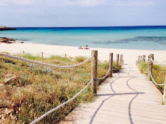 Royal Son Bou Family Club: Stunning beach