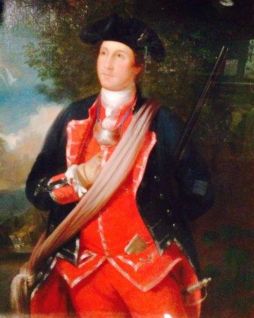 George Washington's Mount Vernon: George Washington early years