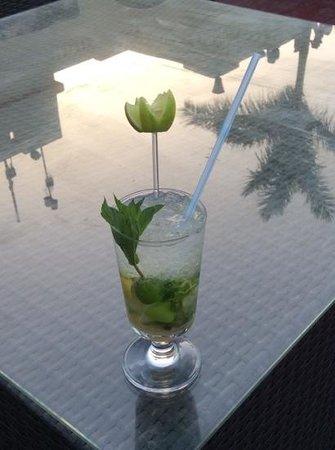 Rixos Sharm El Sheikh: Refreshing mojito