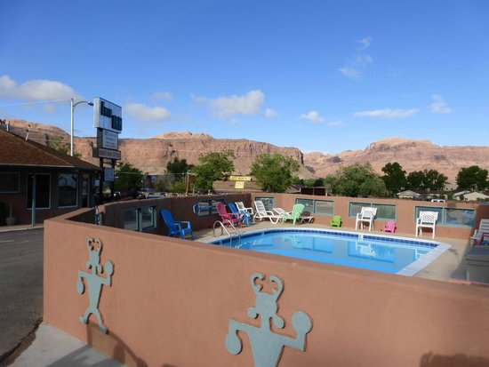 Inca Inn: Beheizter Pool / Heated Pool