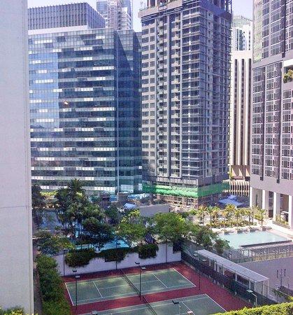 Amara Singapore Hotel: View