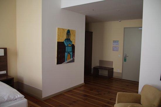 Hotel Am Grossen Waisenhaus: Zi 109