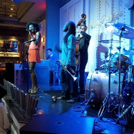 Little Gem Saloon in New Orleans: Singer:  Nayo Jones
