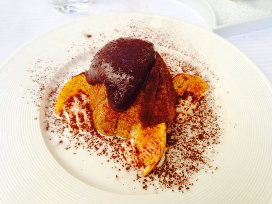Osteria del Teatro: Dessert