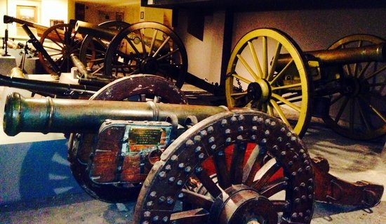 West Point Museum: Historic Artillery collection
