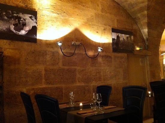 La Tour des Chartrons: Soothing interior