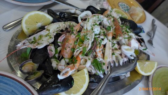 Sicilia in Tavola: Seafood ! Seafood !