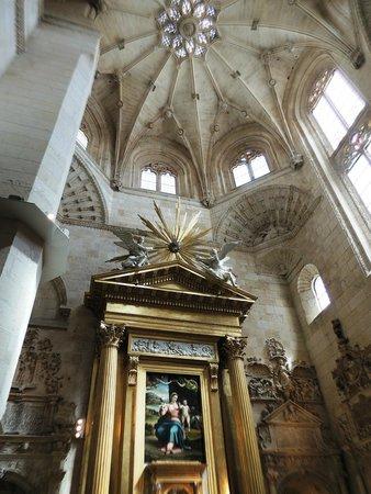 Catedral de Burgos: Capela de São Henrique