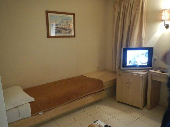 Ksar Jerid Hotel : Chambre