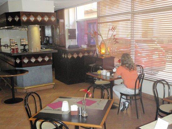 Mercure Comercial Santo Domingo: Bar do Restaurante