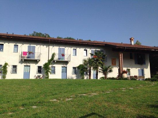 Cascina Arcangelo Raffaele: De appartementen