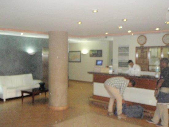 Mercure Comercial Santo Domingo: Recepção