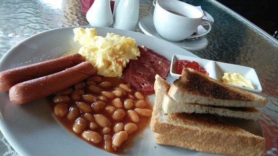 Airis Sanctuary Resort : Breakfast at Airis