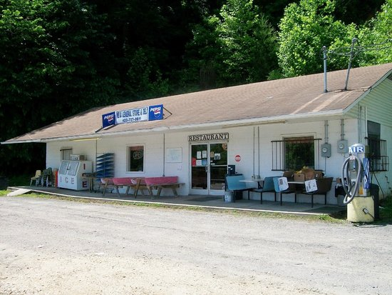 Neva General Store Exterior View