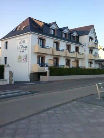 Hotel de la Plage : l'hôtel