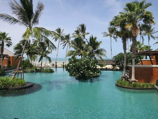 Mai Samui Resort & Spa : Amazing pool