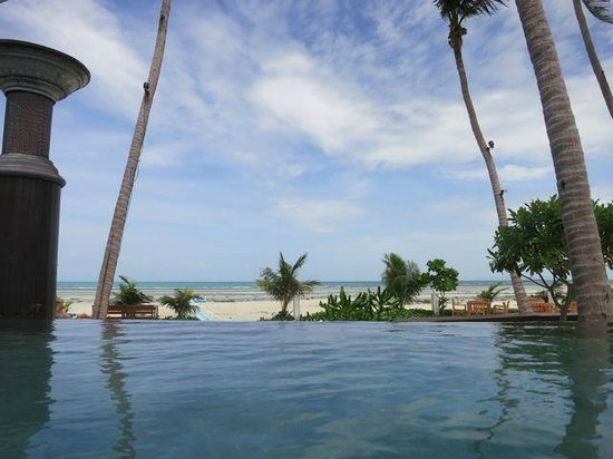 Mai Samui Resort & Spa : View from the pool