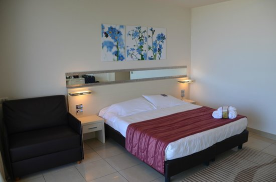 Mercure Rimini Artis : My room