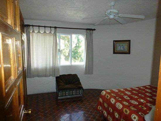 Club El Moro: Schlafzimmer