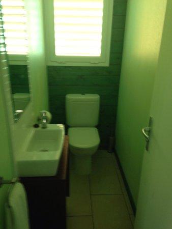 Cambrils Park Resort : Bonita toilet