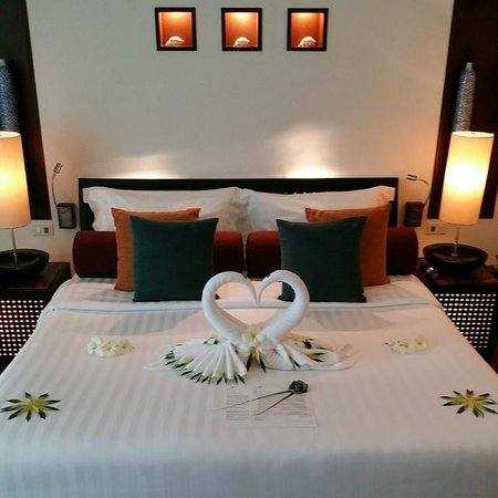 Mai Samui Resort & Spa : Deluxe room
