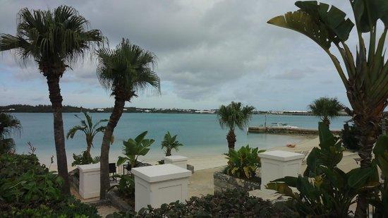 Grotto Bay Beach Resort & Spa: peaceful beach