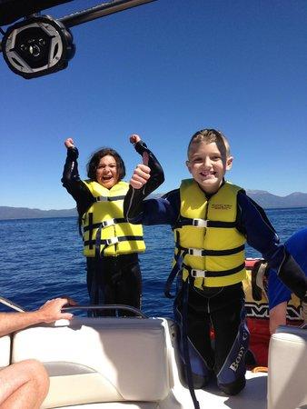South Lake Tahoe, Kalifornien: Kids loved it!