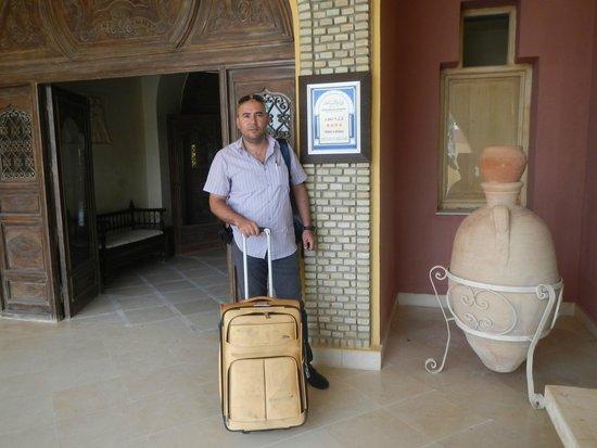 Ksar Jerid Hotel : Entrée Hotel