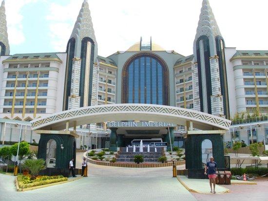 Delphin Imperial Hotel Lara: splendid hotel