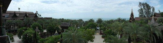 Ammatara Pura Pool Villa: Awesome view from the room