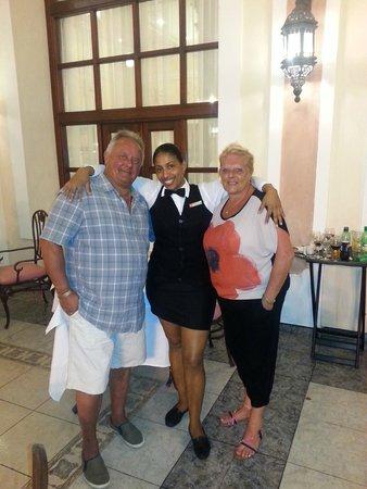 Hotel Riu Palace Punta Cana : the lovely rubi