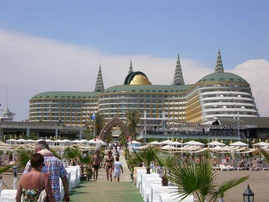 Delphin Imperial Hotel Lara: outstanding hotel