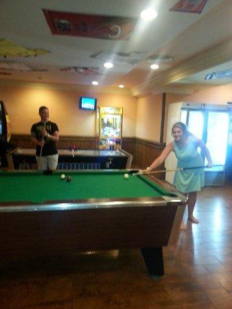 Hotel Riu Palace Punta Cana : sports bar