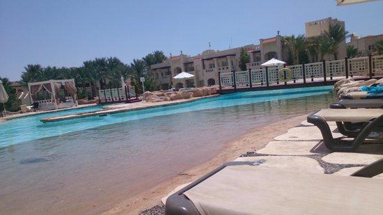 Rixos Sharm El Sheikh: adult chill out pool