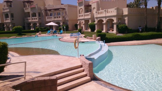 Rixos Sharm El Sheikh: view from my room