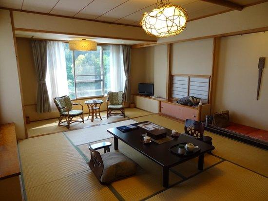 Rakuzan Yasuda: 部屋全体